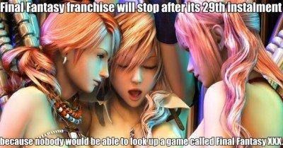 Final Fantasy XXX