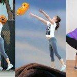 Jennifer Lawrence Playing Basketball Photoshops – 10 Pics