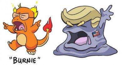 Presidential Pokemon – 5 pics