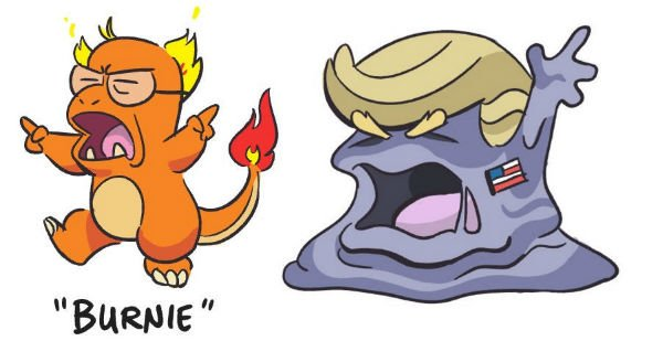 presidential-pokemon