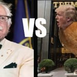 Chicken Trump Vs Colonel Bernie Sanders Meme