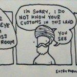 Did You Just Jizz In My Eye – Comic