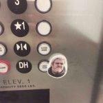 Hodor Hold The Door Elevator Sticker – Meme