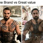 Name Brand Vs Great Value – Khal Mart Brand