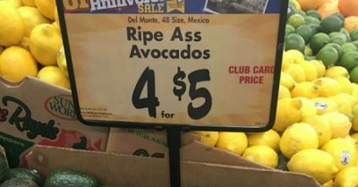 Ripe Ass Avocados