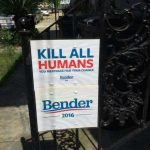 Kill All Humans Bender 2016
