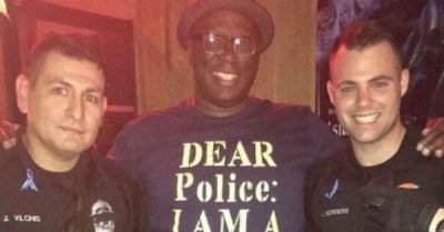 Dear Police I am a white woman shirt