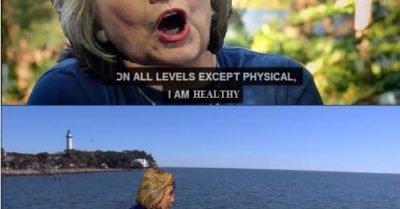Hillary Cough Meme